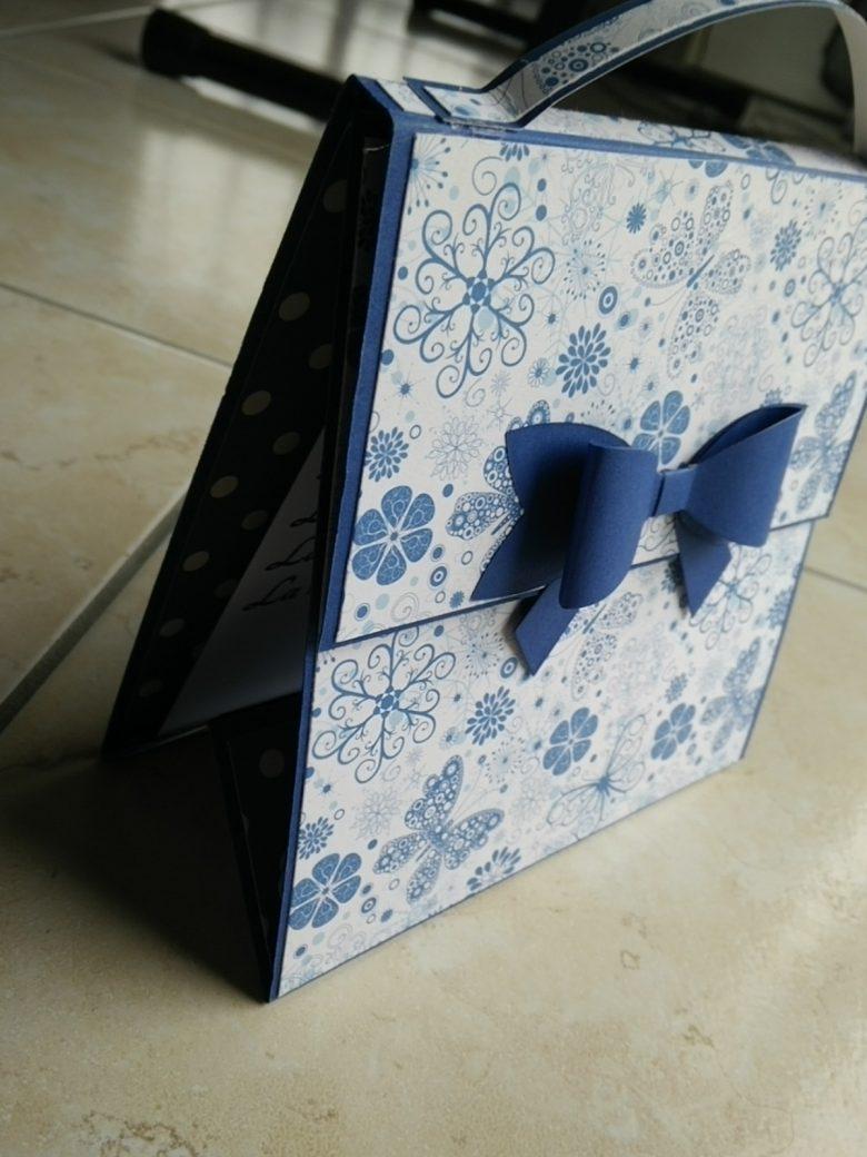 carte en forme de sac
