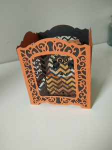 petite structure pour Halloween