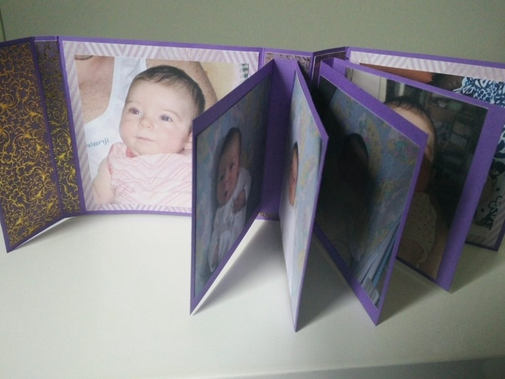 album photo en papier